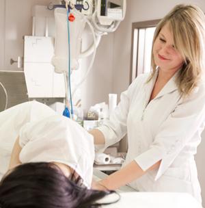 Barium Enema Exam Radiologie Pb